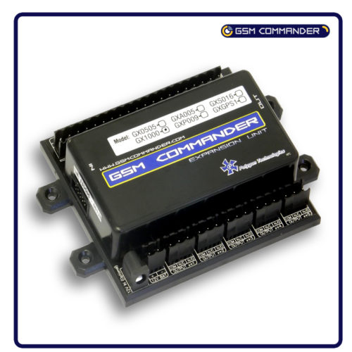 GX1000DCL- Dry Contact Expansion Unit