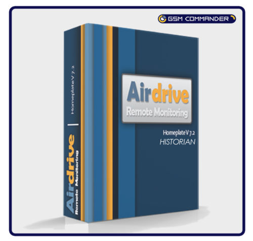 AD012- Airdrive Historian