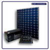 SOLAR-1- Solar Panel with Battery and controller