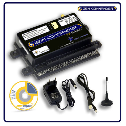 GC1281-3G-KIT Professional GSM Commander